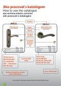 Kľučky na vnútorné dvere - OKNA IDEAL - Page 4