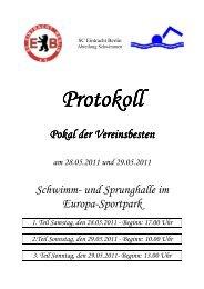 Protokoll gesamt - Olaf Wloka.de