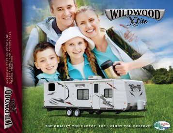 Wildwood XLite Catalog - Olathe Ford RV Center