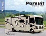 2014 Coachmen Persuit Brochure - Olathe Ford RV Center