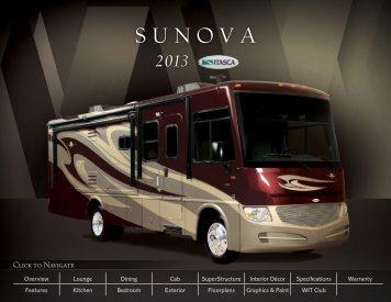 Itasca Sunova - Olathe Ford RV Center