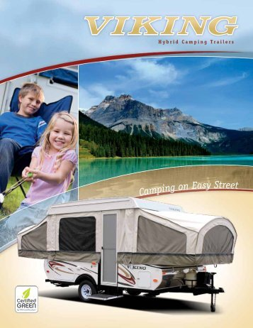 Hybrid Camping Trailers - Olathe Ford RV Center