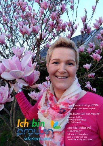 Ich bin proWIN - Gaby von Doellen - Teamleitung aus Goldenstedt