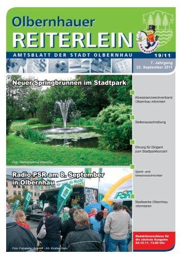Ausgabe 19/2011