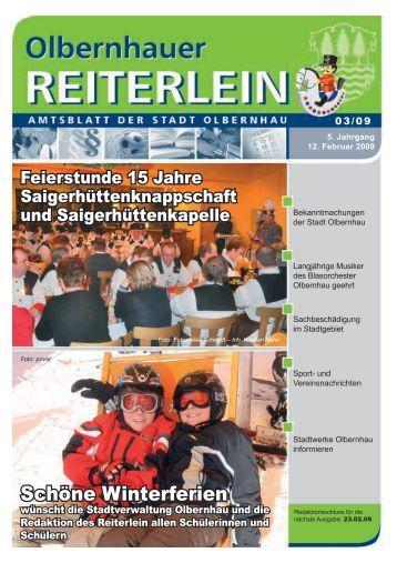 Ausgabe 03/2009