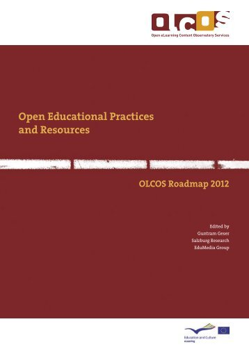 Open Educational Practices and Resources - OLCOS