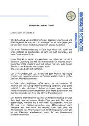 Rundbrief Distrikt 3 DP Dr.Oliver Poppe vom Juli 2012 - Old-Tablers ...