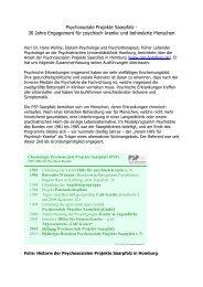 Psychosoziale Projekte Saarpfalz - - Old-Tablers Deutschland