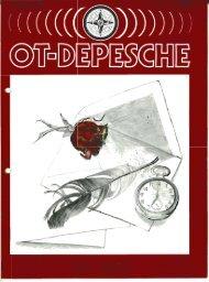 Protokollsplitt - Old-Tablers Deutschland