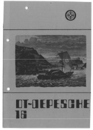 ot-depesche - Old-Tablers Deutschland