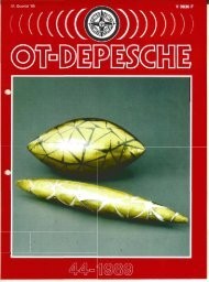 IV. Quartal '89 - Old-Tablers Deutschland