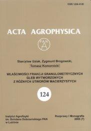 Str 2_momografia\374 - Acta Agrophysica