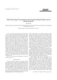 View - International Agrophysics