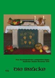 in Ludwigshafen Feiern Sie mit uns am Sonntag, 31. Oktober, an ...
