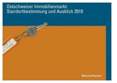 Standortbestimmung und Ausblick 2010 - SGKB