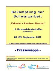 Bekämpfung der Schwarzarbeit - Landkreis Oldenburg