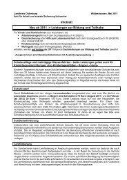 Amt für Arbeit - Landkreis Oldenburg