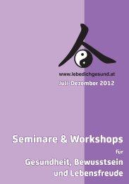 Seminare & Workshops