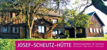 JoSeF-Scheutz-hütte