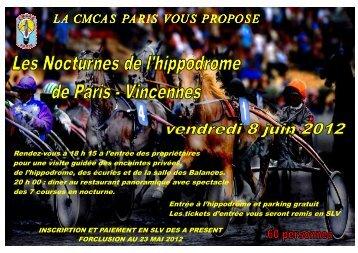 NOCTURNES A VINCENNES 2012.pub