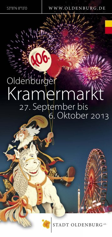 Flyer - Oldenburg