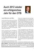 OTB-Mitteilungen 4/2012 - Oldenburger Turnerbund - Page 3