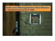 Kultur und Bildungszentrum Bad Oldesloe