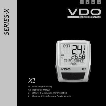 Ser Ies-X - VDO