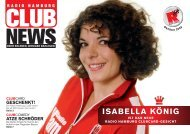Radio Hamburg CLUBNEWS Oktober 2009.pdf - Oldie 95