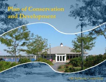 Plan of Conservation and Development - Town of Old Saybrook