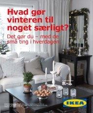 IKEA Vinter 2012