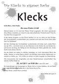 Klecks - Familienzentrum St.Maria-Heimsuchung - Page 3