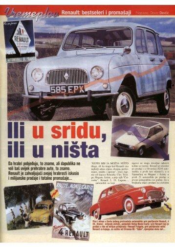 Renault 4CV - Oldtimer Doctor