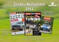 Mediadaten - Oldtimer-Markt