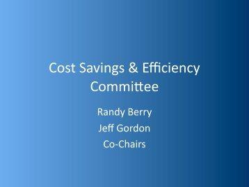 Cost Efficiency Committee Presentation - Olentangy Local School ...