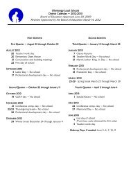 2012-2013 Annual Calendar - Olentangy Local Schools