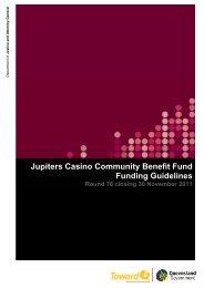 JCCBF Round 76 funding guidelines closing 30 Nov 2011