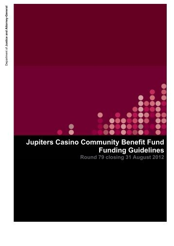 JCCBF Round 79 funding guidelines closing 31 Aug 2012