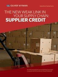 GRT-Risk Journal May 2011 - Oliver Wyman