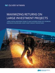Maximizing Returns on Large Investment Projects - Rail Planning Blog