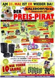 ANGEBOTE GÜLTIG SOLANGE DER VORRAT ... - Der Preis-Pirat