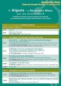 symposium sur les algues - Olmix - Page 3