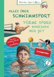 Alles über Schwimmsport - Olms