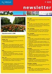 newsletter - Olomouc