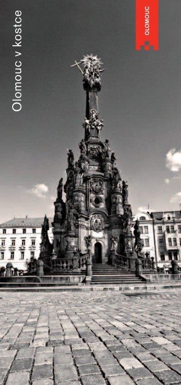 O lo m o u c v ko stc e - Statutární město Olomouc