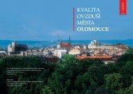 Kvalita ovzduší města Olomouce - publikace - Statutární město ...