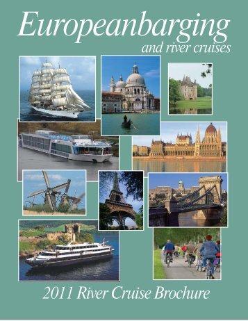 River Cruise Brochure 2011.pmd - European Barging