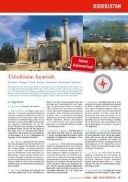Reise als PDF-Datei - Olympia Reisen