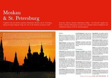 Moskau & St. Petersburg - Olympia Reisen