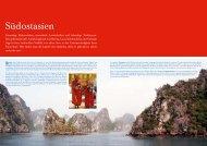 Südostasien - OLYMPIA-REISEN